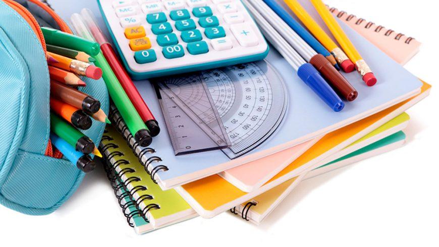 Consejos para ahorrar en la compra de útiles escolares