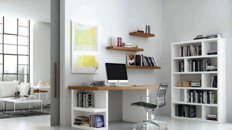 Elementos esenciales para tu oficina en casa