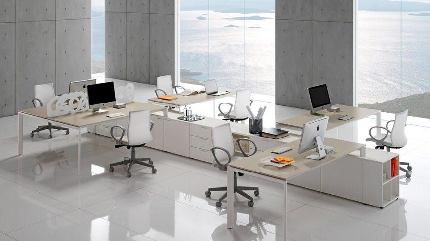 ¿Qué equipo necesito para abrir una pequeña oficina?