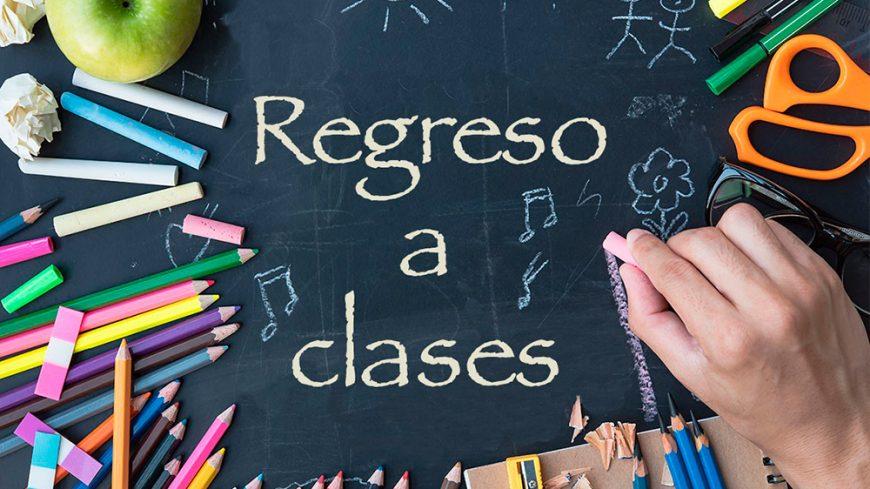 Consejos para un exitoso regreso a clases
